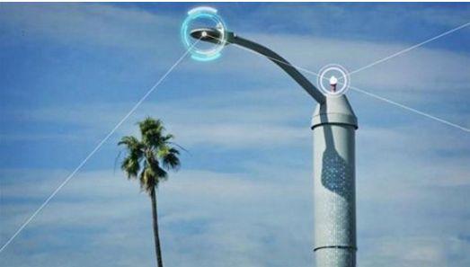 微基站以路灯为载体    滨海将迎来5G时代银川
